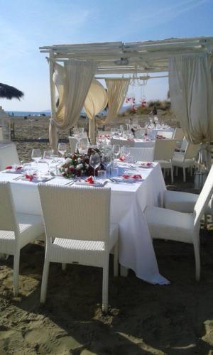 tavoli da cerimonia